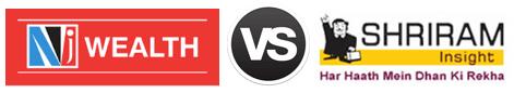 NJ Wealth vs Shriram Insight