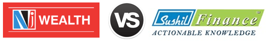 NJ Wealth vs Sushil Finance