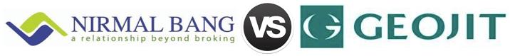 Nirmal Bang vs Geojit Finance