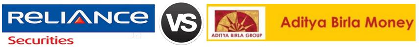 Reliance Securities vs Aditya Birla Money