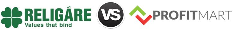 Religare Securities vs Profitmart Securities