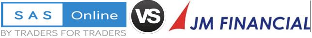 SAS Online vs JM Financial