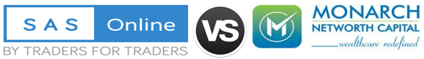 SAS Online vs Monarch Networth Capital