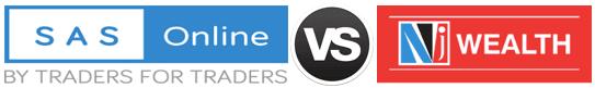 SAS Online vs NJ Wealth