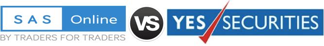 SAS Online vs Yes Securities