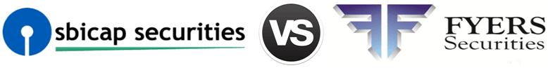 SBI Cap Securities vs Fyers