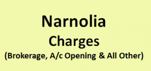 Narnolia Charges