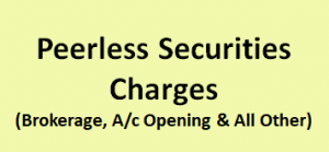 Peerless Securities Charges