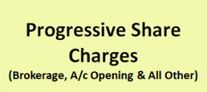 Progressive Share Charges