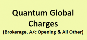 Quantum Global Securities Charges