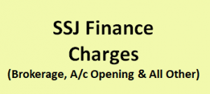 SSJ Finance Charges
