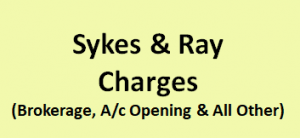 Sykes & Ray Charges