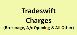 Tradeswift Charges
