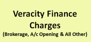 Veracity Finance Charges