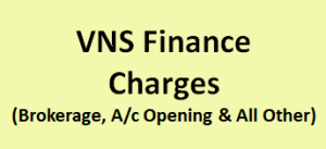 VNS Finance Charges