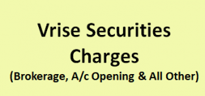 Vrise Securities Charges