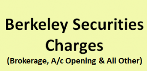 Berkeley Securities Charges