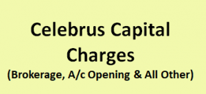 Celebrus Capital Charges