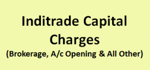 Inditrade Capital Charges
