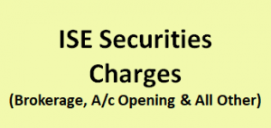 ISE Securities Charges