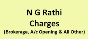 N G Rathi Charges
