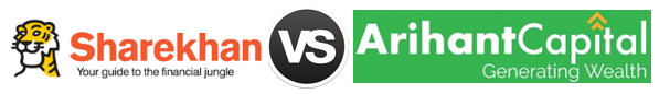 Sharekhan vs Arihant Capital
