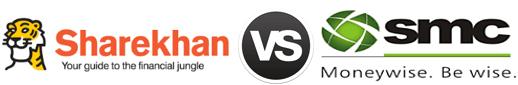 Sharekhan vs SMC Global