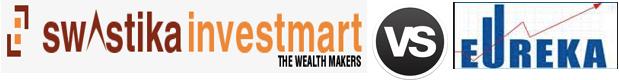 Swastika Investmart vs Eureka Securities