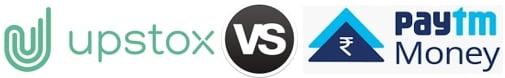 Upstox vs Paytm Money