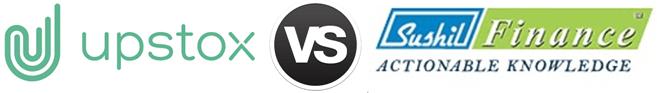 Upstox vs Sushil Finance