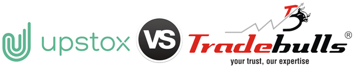 Upstox vs Tradebulls Securities