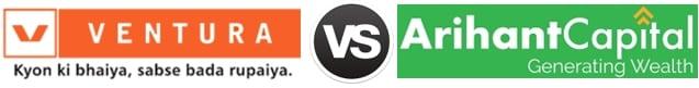 Ventura Securities vs Arihant Capital