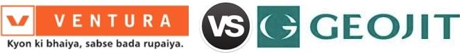 Ventura Securities vs Geojit Finance