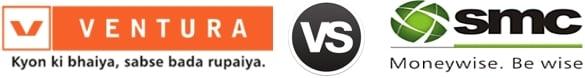 Ventura Securities vs SMC Global