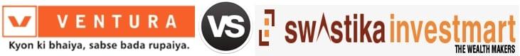 Ventura Securities vs Swastika Investmart
