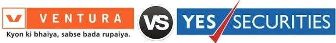 Ventura Securities vs Yes Securities
