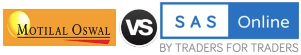motilal oswall vs SAS Online