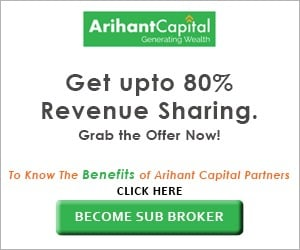 Arihant Capital Franchise Offers