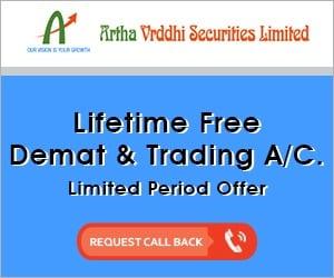 Artha Vrddhi Securities offers