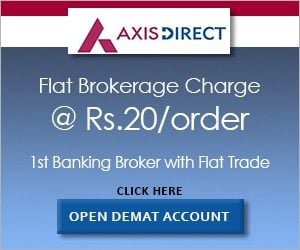 Axis Direct Offers