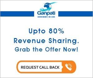 Ganpati Securities Franchise offer