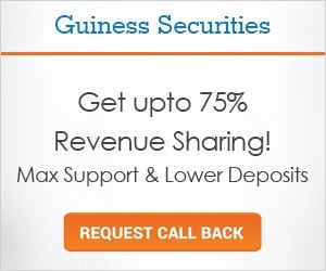 Guiness Securities Sub Broker offer