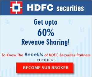 HDFC Securities Franchise Offers