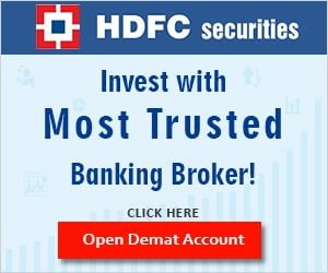 HDFC Securities Offers