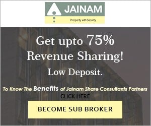 Jainam Share Consultants Sub Broker