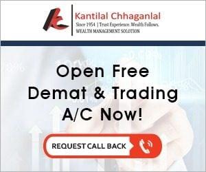 Kantilal Chhaganlal Securities offers