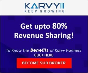 Karvy Franchise Offers