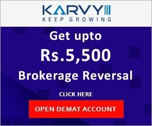Karvy Offers