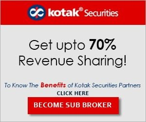 Kotak Securities Franchise Offers
