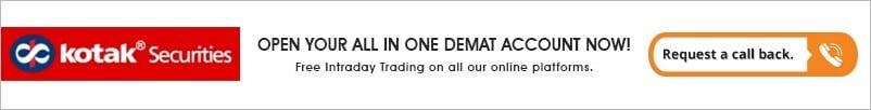Kotak Securities Offers